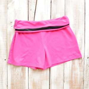 get new amazing price get new Details about Champion shorts women size S pink sport mini short black  athletic solid gym
