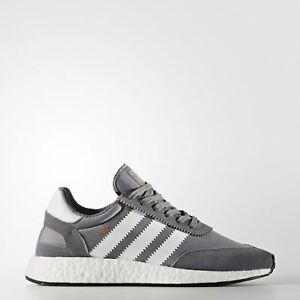 Adidas Iniki Runner Grey White Size 10.5. BB2089 yeezy nmd ultra boost pk