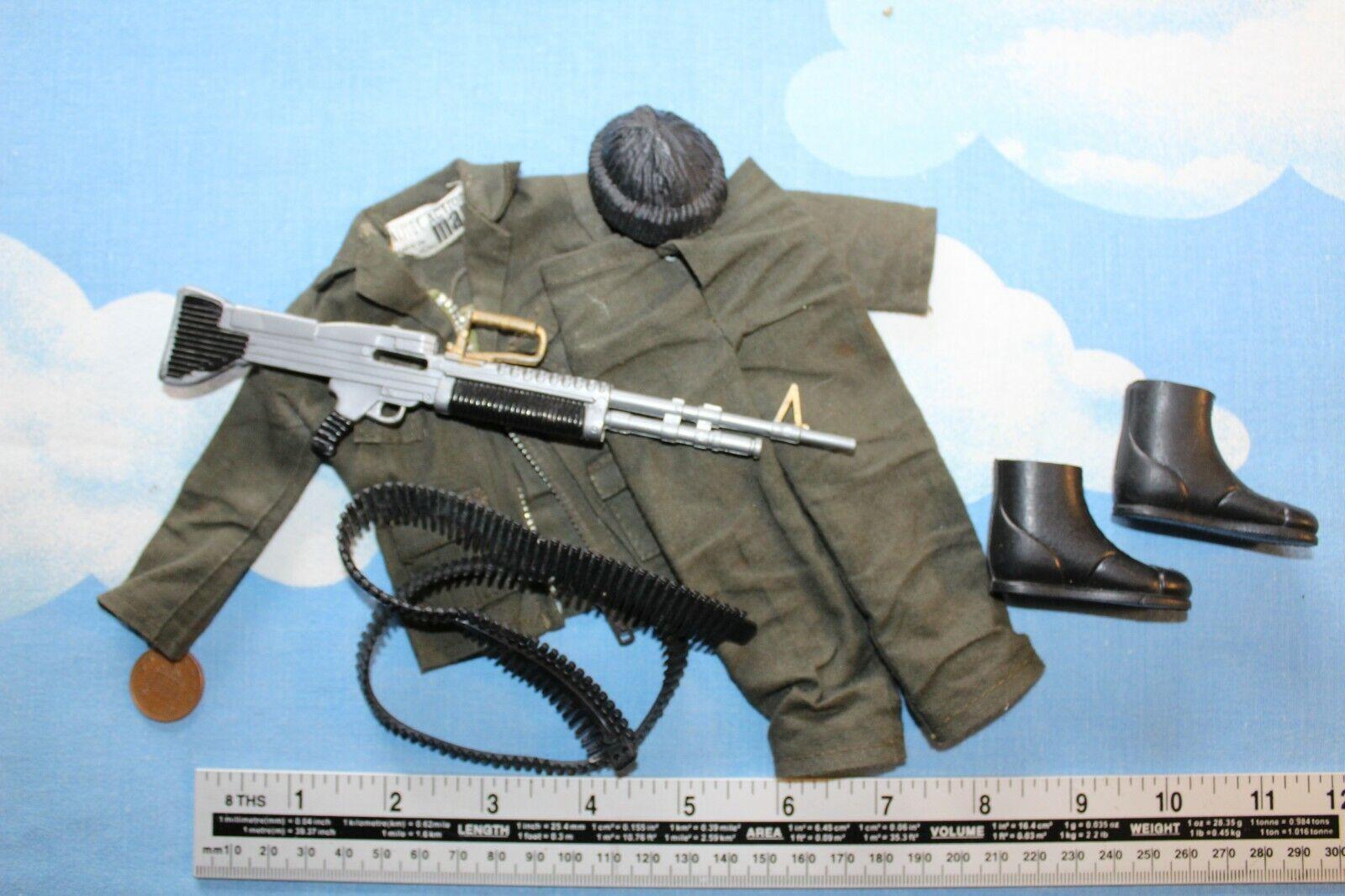 ORIGINALE Vintage azione uomo Comuomodo uniforme CB38435