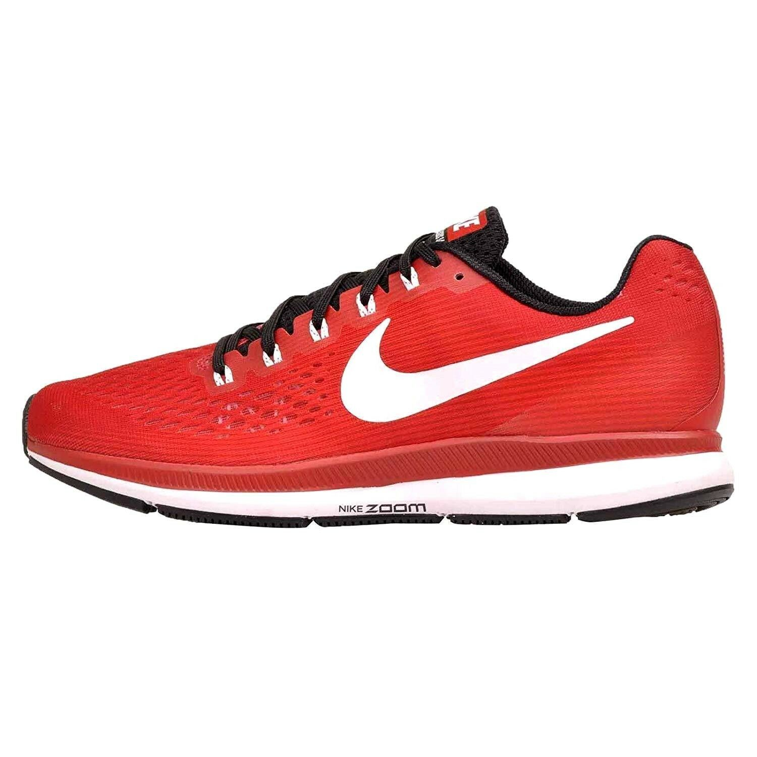 0a952af6176 Nike Air Zoom Pegasus 34 TB Mens Running Shoes Shoes Shoes 14 Red Black  887009 601