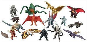 50th-Anniversary-Bandai-Godzilla-Ultimate-Chart-16-figure-Super-Picture-Book-NEW