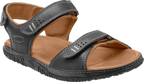 Keen Hommes sandale Hilo sandal 1012819 Cuir Noir