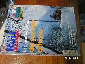 1µ? Revue Rail Passion N°65 Bb 25500 Cf Mexique Lignes Vosgiennes Charolais Excellente Qualité