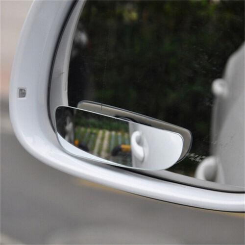 1 Paar Universal Auto 360 ° Weitwinkel Konvex Rückspiegel für toten Winkel TC ZV