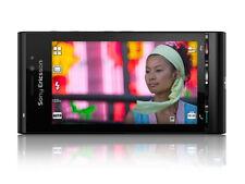 Sony Ericsson Satio U1i Black 3G GSM WIFI 12MP free shipping