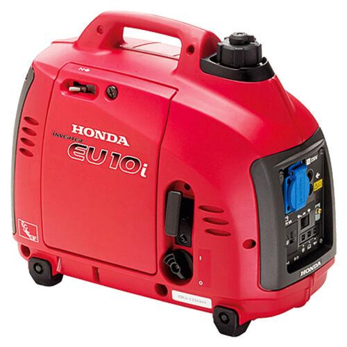 Stromerzeuger HONDA EU 10i Strom Werkzeug Aggregat Inverter EU10i Generator NEU