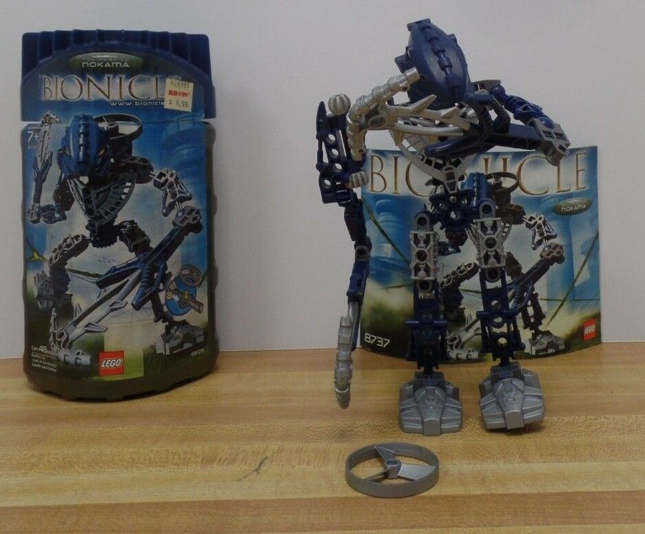 Bionicle Toa Hordika Nokama Lego 4261278 Complete 121818DBT 121818DBT 121818DBT a2c1f7