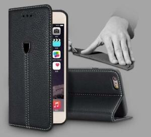 Luxury Ultra-thin Shockproof Flip Wallet Case Cover for Apple iPhone 8 7 6S SE 5