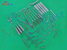 Basic Craniotomy Set Of 40 Pcs Surgical Instruments Best Quality