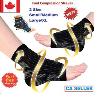 Ankle-Brace-Achy-Heel-Plantar-Support-Fasciitis-Compression-Socks-Foot-Sleeves