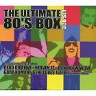 Ultimate 80's Box by Various Artists (CD, Oct-2001, 3 Discs, Big Eye Music)