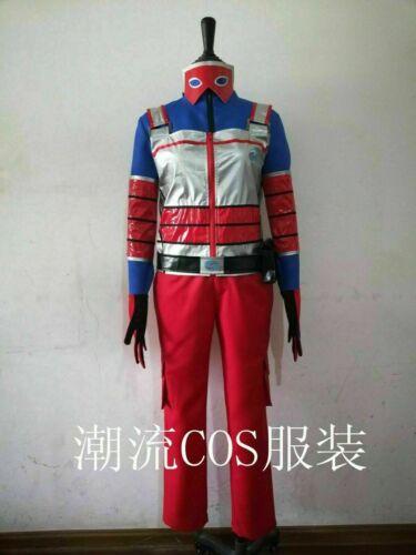 Henry Danger Kid Danger Cosplay Costume include mask full set customize H.108
