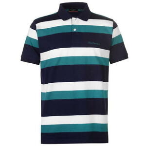 new style 88b49 2f878 Pierre Cardin Herren Poloshirt Navy Herren