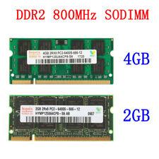 OEM Hynix 2GB 4GB 8GB PC2-6400s 666-12 Laptop Sodimm Memory RAM//DDR2 800MHz USA