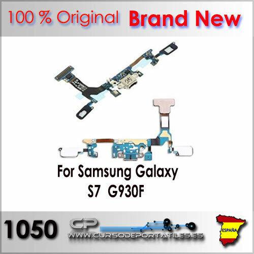 FLEX CONECTOR DE CARGA CON JACK AUDIO SAMSUNG GALAXY S7 G930F G930