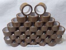 36 Rollen Paketband 66m x 50mm leise Paketklebeband Packband Paket Klebeband
