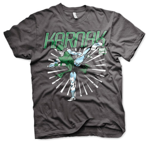 KARNAK MARVEL T-Shirt  camiseta cotton officially licensed