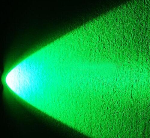 Ultra Fire C8 CREE Green Light LED Single Mode Hunting Flashlight RAT TAIL