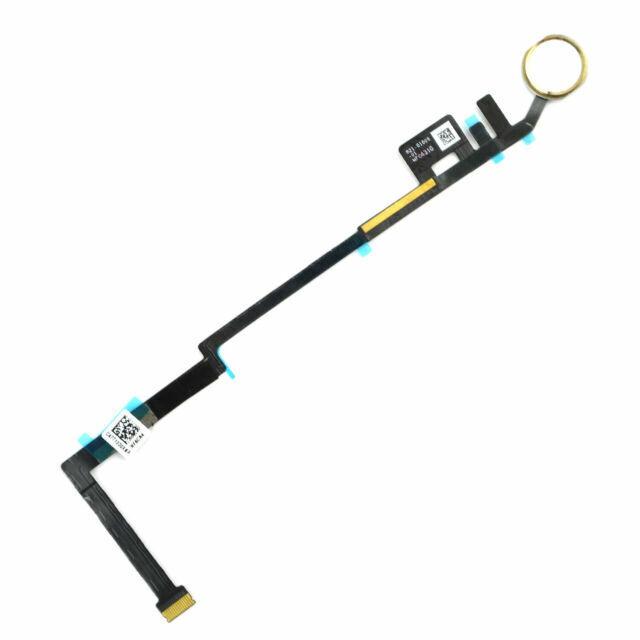 "A1822 A1823 iPad 5th Gen 9.7/"" 2017 Ver Home Button Key Button Flex Cable Ribbon"