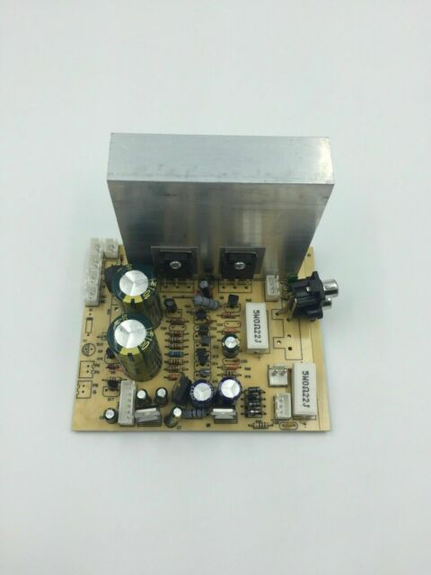 2100 Amp Plus A 1500 Amp: Professional Replacement Amp Board For Edison Speaker DJ