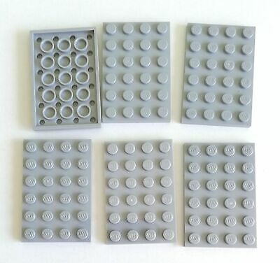 LEGO ® 4x6 PIASTRE PIASTRA 3032 TRENO TRAIN STARWARS Castle Legoland 4 x 6 bauplatte