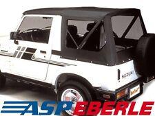 Ersatzverdeck Dach schwarz Denim Softtop Suzuki SJ410 SJ413 + Samurai