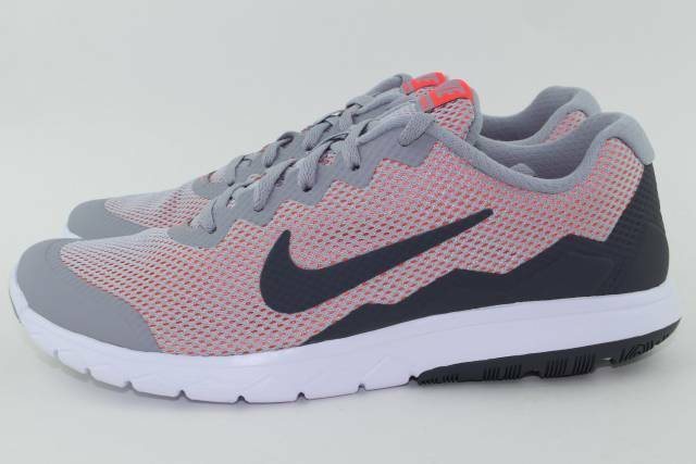 664f00e53d Nike Running Shoes Flex Experience RN 4 Wolf Gray Lava Womens 8 749178-009  for sale online | eBay