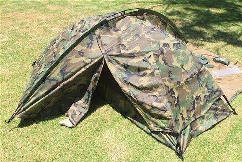 US Army Eureka TCOP USMC Combat WCP Woodle Mimetico Tent Tenda