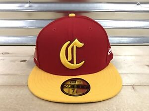 a34d1634204 China New Era 59FIFTY World Baseball Classic Fitted Hat Cap Red Gold ...