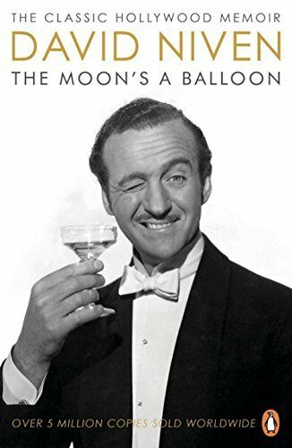 1 of 1 - The Moon's a Balloon by David Niven 0140239243 The Cheap Fast Free Post