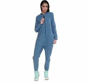 a35f0ad3a18 Image is loading Nike-International-One-Piece-Jumpsuit-Romper-Women-Sz-