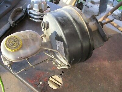 98 99 01 Dodge Ram 1500 2500 5 2 Power Brake Booster W Master Cylinder Oem Ebay