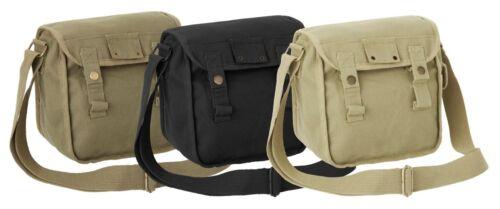 NEW VINTAGE STYLE MEDIUM SIZE AMAZING QUALITY CANVAS shoulder BAG