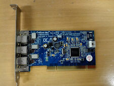 Fireboard Blue Firewire PCI Card