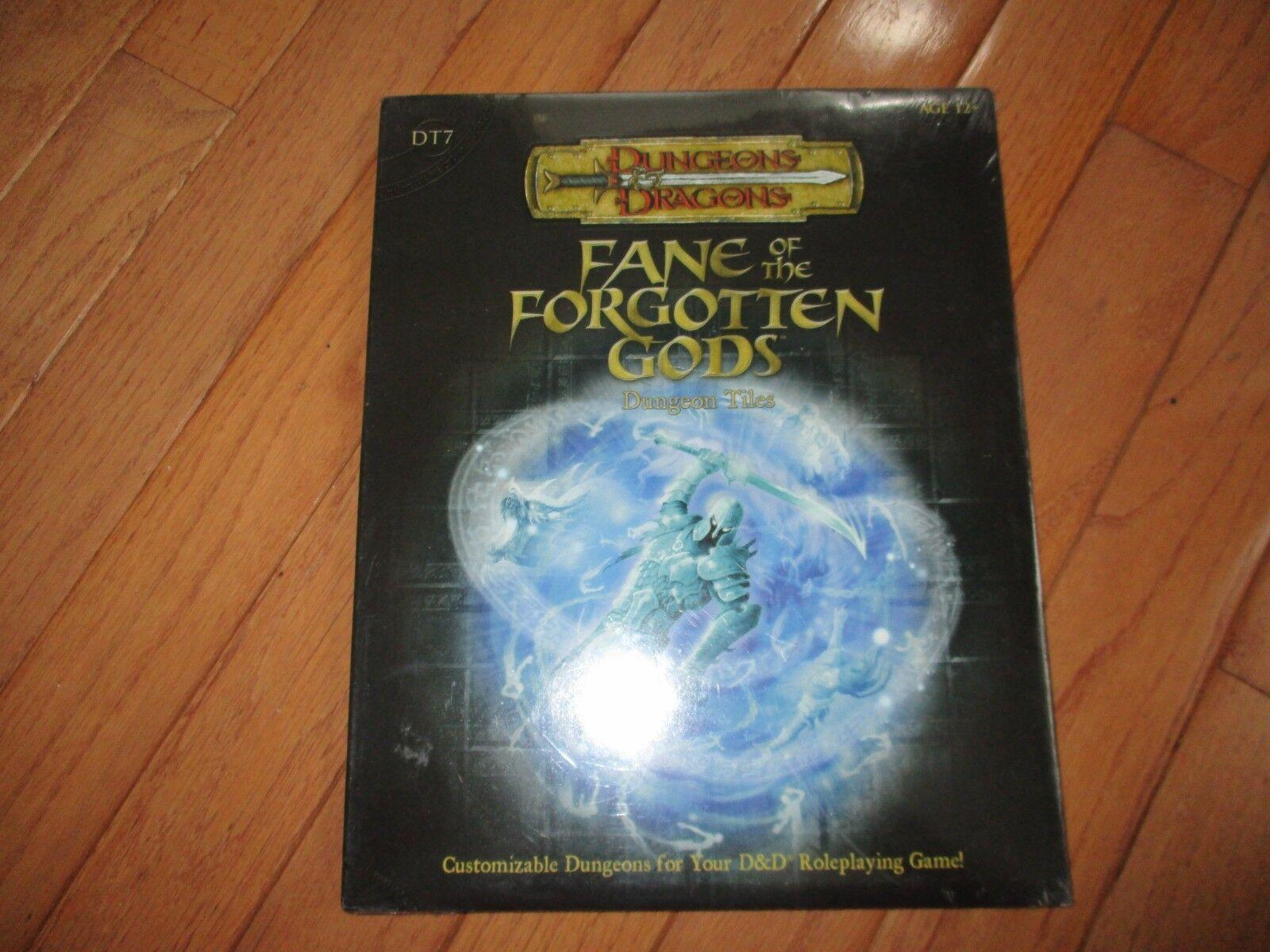 D&D D20 WOTC Fane of the Forgotten Gods Dungeon Tiles SW