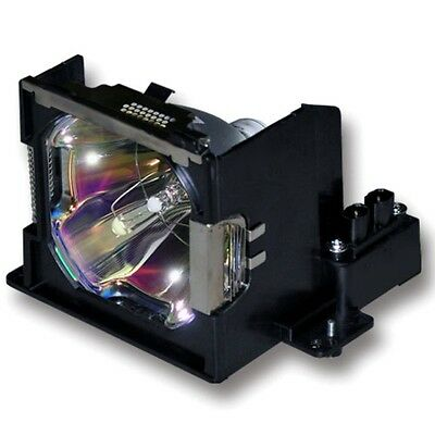 Original Ushio Projector Lamp Replacement with Housing for Canon LX-LP01