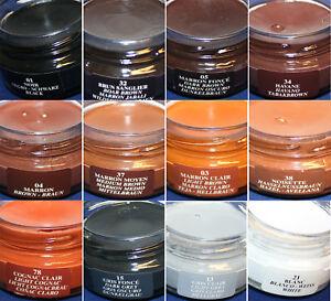 3605c636f90 Saphir Beaute Du Cuir Creme Surfine Shoe Polish 50ML- All Colours ...