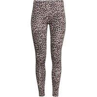 H&m Patterned Leggings, Leopard Beige, Leopard Grey, Geometric Many Sizes