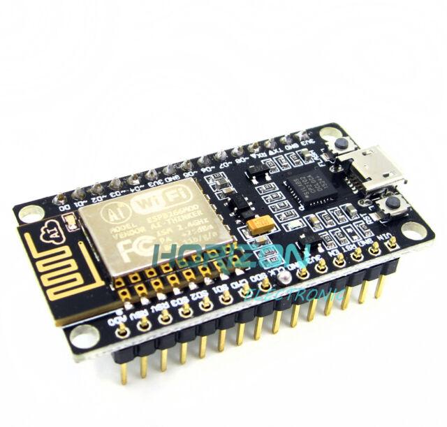 NodeMcu Lua WIFI Internet of Things development board based ESP8266 module