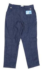 Womens-Marks-amp-Spencer-Blue-Denim-Jeans-Size-12-L28