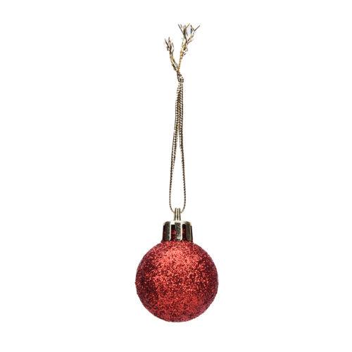 30cm noël boule de babiole boule de fête pendaison de babi FR