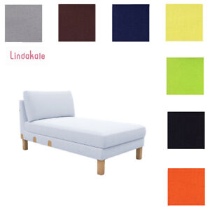Custom-Made-Cover-Fits-IKEA-Karlstad-Chaise-Lounge-Cover-Add-on-Unit