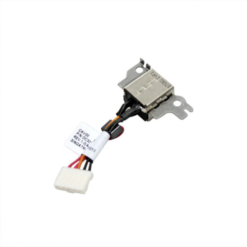 NEW DELL LATITUDE 3189 SERIES DC-IN POWER JACK CABLE CHA01 DC30100ZR00 XNJ46