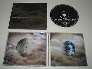 COHEED-amp-CAMBRIA-IN-MANTENENDO-SEGRETI-OF-SILENT-EARTHCOLUMBIA-517402-2-CD-ALBUM