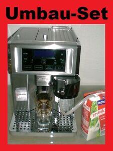 Milchschlauch Set Für Milchbehälter Der Delonghi Primadonna Esam 6600 Ebay