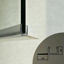 Guarnizione box doccia con aletta da 16mm ricambi Accessori DocciaItalia