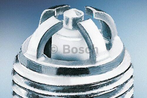 4x Bosch Super Bougie Allumage HR78X