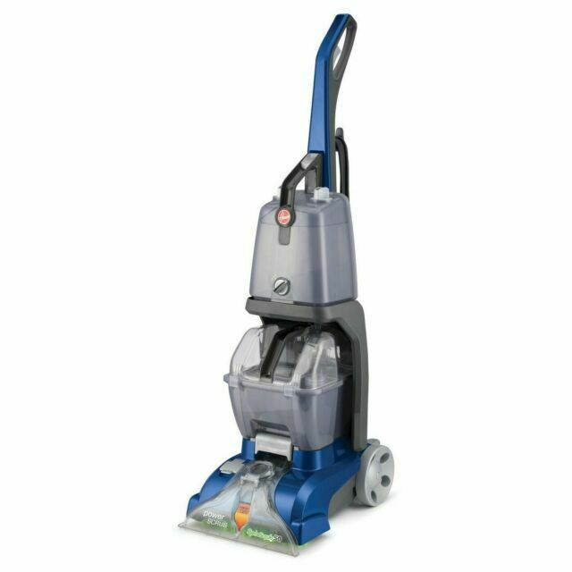 Hoover FH50141  Power Scrub Carpet Cleaner - Blue