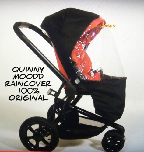NEW QUINNY Raincover Quinny Moodd GENUINE 100/% ORIGINAL RAINCOVER
