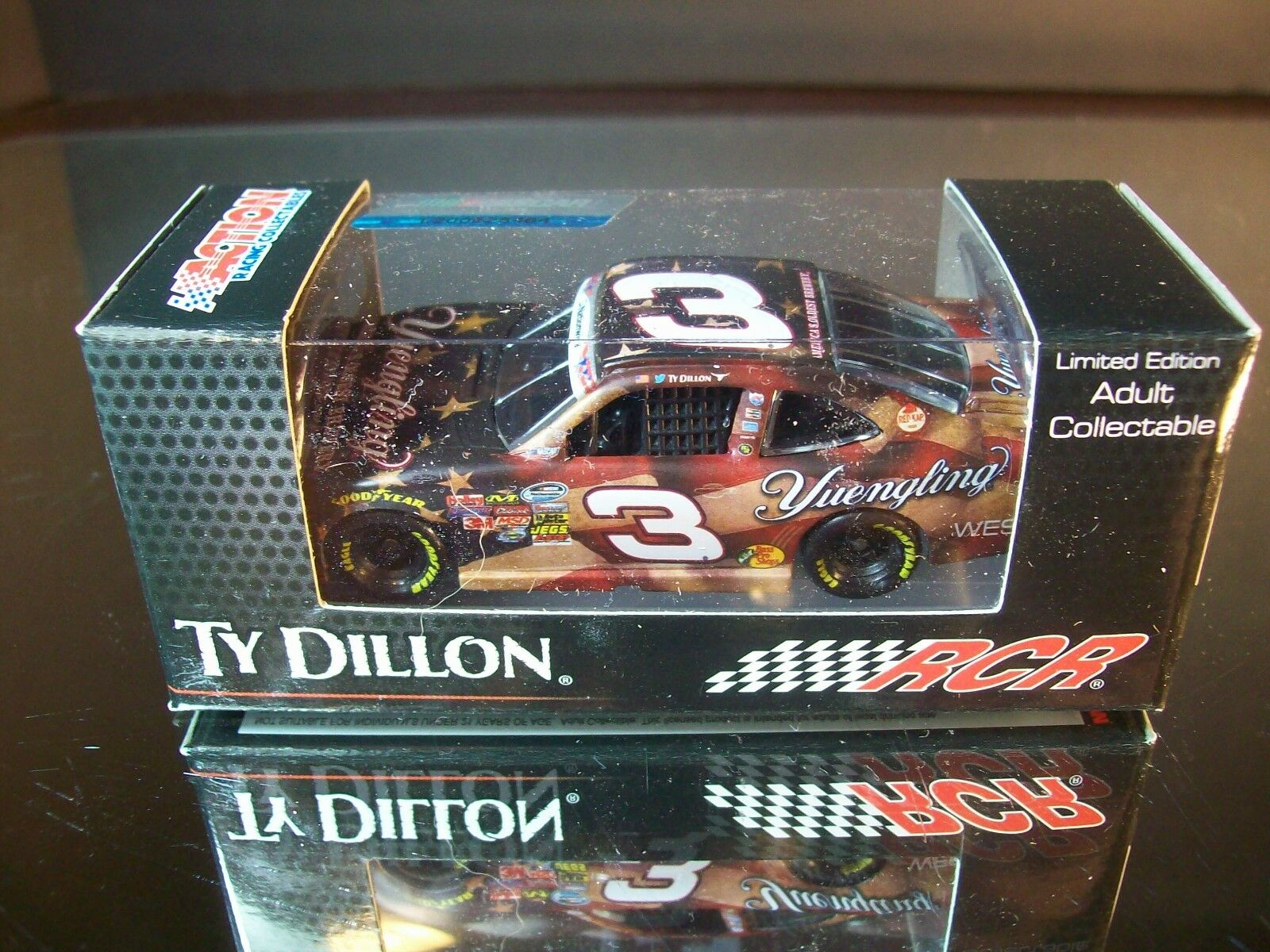 Ty Dillon Yuengling Light Salutes 2014 Chevrolet Camaro 1 64 Lionel